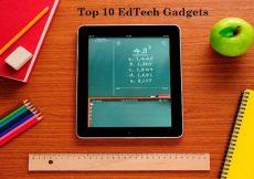 EdTech gadgets